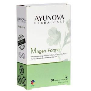 Комплекс для комфортного пищеварения и устранения боли асцидиум magen-formel 60 капс., ayunova Ayunova (Аюнова) - Пищевые добавки
