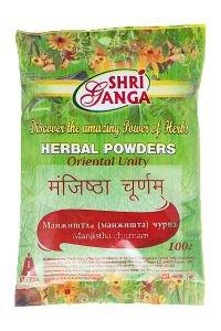 Манджиштха манжишта чурна шри ганга фармаси manjistha churnam Shri Ganga Pharmacy (Шри Ганга Фармаси) - Средства Аюрведы