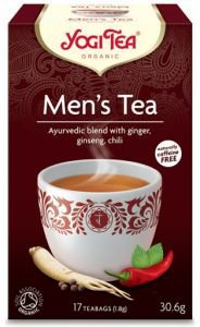 Yogi tea men's tea чай для мужчин  Yogi Tea