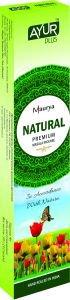 Благовония натуральные natural, premium masala incense, ayurplus аюрплюс Ayur Plus (Аюр Плюс), 18 г. - Благовония