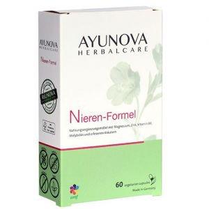 Комплекс для восстановления мочевыводящей системы нефриум nieren-formel 60 капс., ayunova Ayunova (Аюнова) - Пищевые добавки