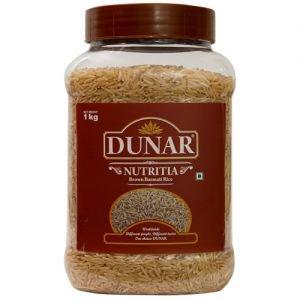 Рис басмати бурый нешлифованный dunar nutritia Dunar (Дунар), 1кг. - Рис Басмати
