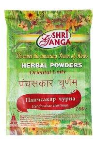 Панчсакар чурна шри ганга фармаси panchsakar churnam shri ganga pharmacy Shri Ganga Pharmacy (Шри Ганга Фармаси), 100 г. - Средства Аюрведы