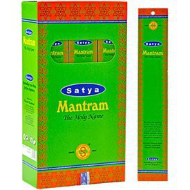 Благовония масала satya mantram Hem and Satya, 30 г. - Благовония