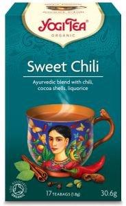 Yogi tea sweet chili сладкий чили Yogi Tea (Йоги Ти) - Аюрведический чай Yogi Tea