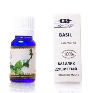Эфирное масло базилик basil oil bliss style Amritha (Амрита), 10 мл. - Эфирные аромамасла