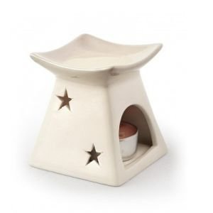 Аромалампа эльфарма пирамидка, узорная, в пластиковой коробке. Elfarma (Эльфарма) - Подарочные ароманаборы