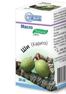 Косметическое масло ши каритэ эльфарма elfarma Elfarma (Эльфарма), 30 г. - Косметические масла