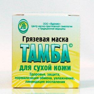 Грязевая маска для сухой кожи тамба Тамба - Адонис, 50 г
