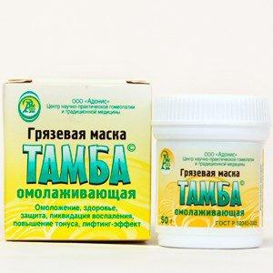 Грязевая маска омолаживающая тамба  Тамба - Адонис,  50 г. от Ayurveda-shop.ru