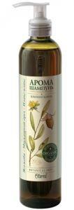 Арома-шампунь крепкие корни для поврежденных и склонных к выпадению волос elfarma   Эльфарма,  350 мл от Ayurveda-shop.ru