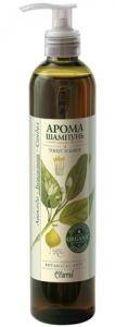 Арома-шампунь тонус и блеск для всех типов волос elfarma   Эльфарма,  350 мл