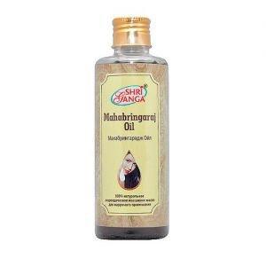 Купить со скидкой Масло махабрингарадж шри ганга фармаси mahabringaraj oil sh  Shri Ganga Pharmacy (Шри Ганга Фармаси)