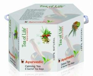 Tea of life подарочный набор 48 чайных пакетиков  Tea of Life