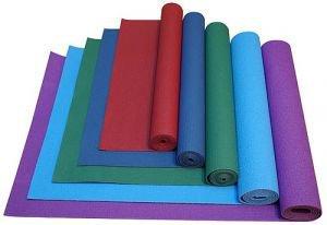 Коврик для йоги yogin special - 60 см. 175 см.  Йогин