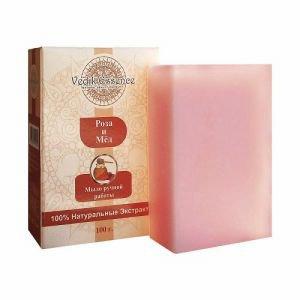 Мыло роза и мед vedik essence ведик ессенс Vedik Essence (Ведик Ессенс), 100 гр. - Натуральное мыло