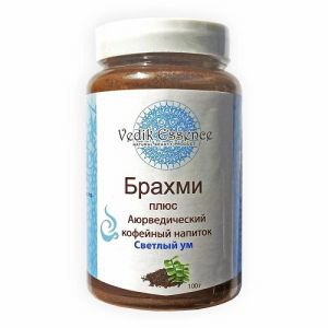 Напиток аюрведический брахми vedik essence ведик ессенс Vedik Essence (Ведик Ессенс), 100 гр. - Травяные чаи, напитки