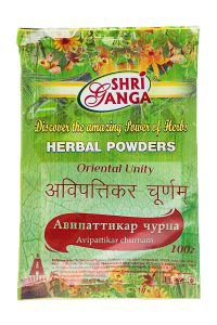 Авипаттикар чурна шри ганга фармаси avipattikar churnam shr Shri Ganga Pharmacy (Шри Ганга Фармаси) - Средства Аюрведы