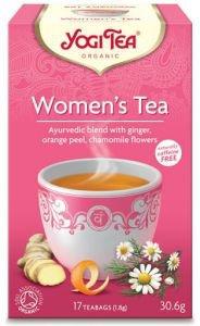 Yogi tea women's tea чай для женщин  Yogi Tea