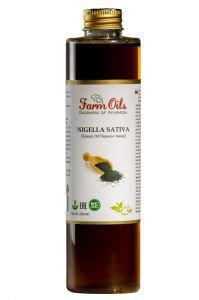 Масло  калонджи nigella sativa  Farm Oils,  250 мл. от Ayurveda-shop.ru