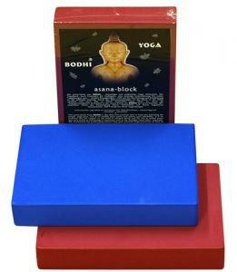 Йога-блок из eva-пены плоский bodhi Йогин - Йога-блоки (кирпичи)