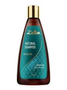 Шампунь для сухих волос с медом и маслом м Zeitun (Зейтун) - Шампуни и кондиционеры