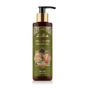 Фито-шампунь против выпадения волос с молочной сывороткой zeitun зейтун Zeitun (Зейтун), 200 мл. - Шампуни и кондиционеры
