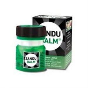 Zandu balm 9 мл. Himani, Emami (Химани и Эмами) - Разогревающие и обезболивающие средства