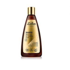 Шампунь комплексный уход для здоровья кожи головы с прополисом и амлой zeitun зейтун Zeitun (Зейтун), 250 мл. - Шампуни и кондиционеры