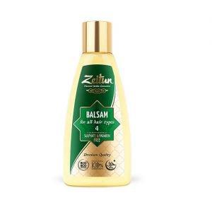 Бальзам для волос №4 укрепление по всей длине zeitun зейтун Zeitun (Зейтун), 150 мл. - Шампуни и кондиционеры