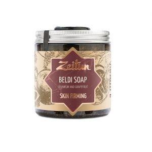 Мыло бельди с геранью и грейпфрутом для подтяжки кожи zeitun зейтун Zeitun (Зейтун), 250 мл. - Натуральное мыло