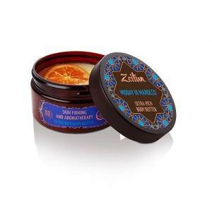 Крем-масло для тела для подтяжки кожи марокканский полдень zeitun зейтун Zeitun (Зейтун), 200 мл. - Уход за телом