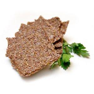 Хлебцы с базиликом Vegan Food, 100 г. - Хлебцы, печенье
