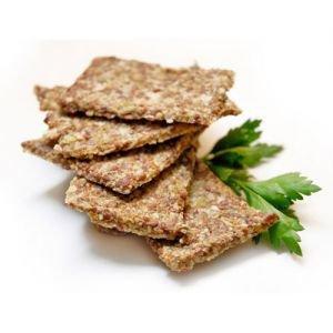 Хлебцы луковый хлеб Vegan Food, 100 г. - Хлебцы, печенье