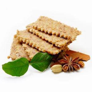 Печенье имбирное Vegan Food, 100 г. - Хлебцы, печенье