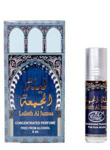 Духи масляные арабские лейла аль-джумуа аль рехаб lailath al jumua al rehab Al Rehab (Аль Рехаб), 6 мл. - Натуральный парфюм