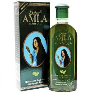 Масло амлы для волос дабур dabur amla hair oil original Dabur (Дабур), 200 мл. - Масло амлы для волос