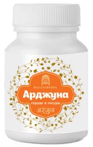 Арджуна радж аюрведа arjuna raj ayurveda Raj Ayurveda (Радж Аюрведа), 60 капсул. - Средства Аюрведы