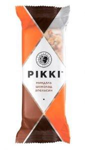 Батончик  миндаль-шоколад-апельсин  Pikki,  35 г. от Ayurveda-shop.ru