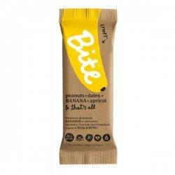 Батончик  спорт банан-арахис-финик  Bite,  45 г.