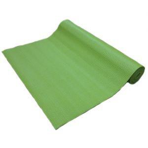 Коврик для йоги bombay бомбей, салатовый Amrita Style - Тонкие коврики (3-4 мм.)