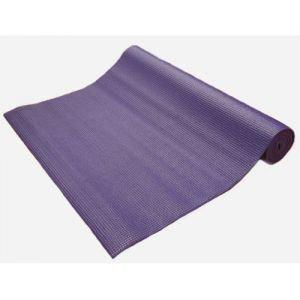 Коврик для йоги bombay бомбей, фиолетовый Amrita Style - Тонкие коврики (3-4 мм.)