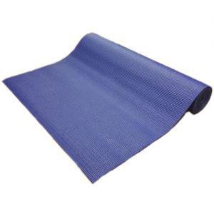 Коврик для йоги bombay бомбей, синий Amrita Style - Тонкие коврики (3-4 мм.)