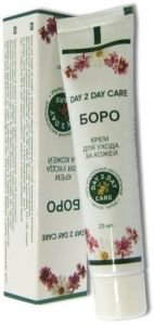 Крем для ухода за кожей «Day 2 Day Care BORO (БОРО Зелёный)», 25 гр.