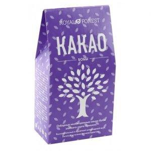 Какао-бобы, отбо Royal Forest (Роял Форест) - Живое какао, кэроб