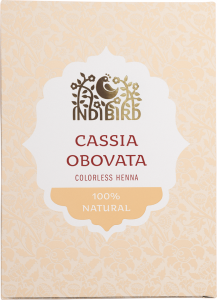 Хна натуральная бесцветная кассия обовата cassia obovata маска для волос  Amritha,  100 г.