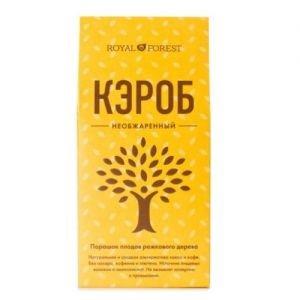 Кэроб сырой м Royal Forest (Роял Форест) - Живое какао, кэроб