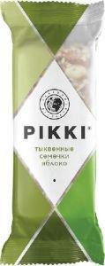 Батончик  тыквенные семечки-яблоки  Pikki,  35 г. от Ayurveda-shop.ru