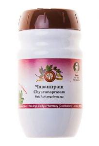 Чаванпраш арья вадья фармаси chyavanaprasam arya vaidya pharmacy Arya Vadya Pharmacy (Арья Вадья Фармаси), 400 г. - Чаванпраш