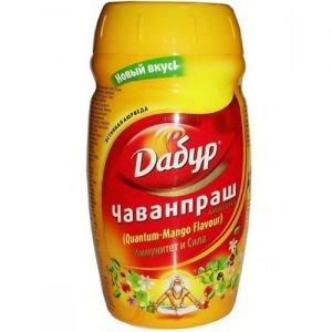 Чаванпраш дабур со вкусом манго, 500 г. - Чаванпраш